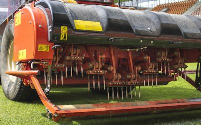 What Time of Year Are Lawn Aeration Services Most Effective?