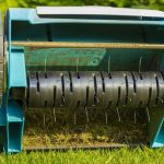 fall aeration and over seeding